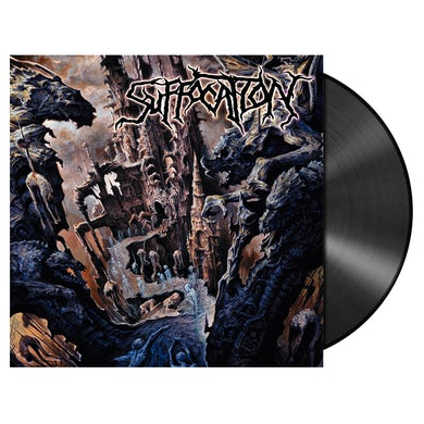 SUFFOCATION - 'Souls To Deny' LP (Vinyl)