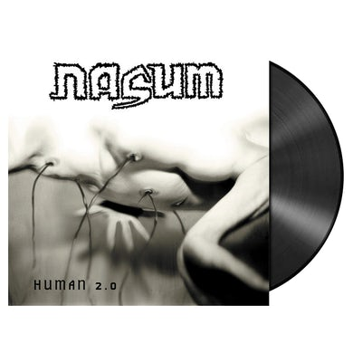 NASUM - 'Human 2.0' LP (Vinyl)