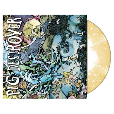 PIG DESTROYER - 'Phantom Limb' LP (Vinyl)