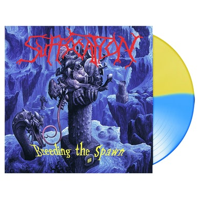 SUFFOCATION - 'Breeding The Spawn' LP (Vinyl)