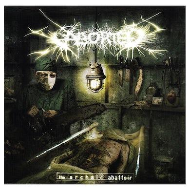 ABORTED - 'The Archaic Abattoir' DigiCD