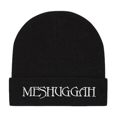 MESHUGGAH - 'Logo' Beanie