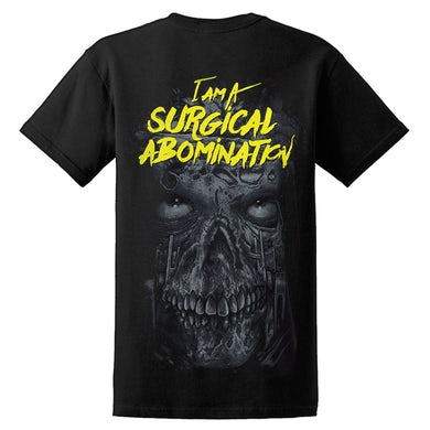 ABORTED - 'Surgical Abomination' T-Shirt