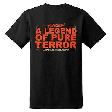 ABORTED - 'Terrorvision' T-Shirt