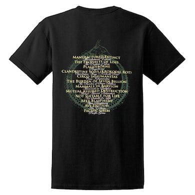 CATTLE DECAPITATION - 'Anthropocene Extinction' T-Shirt