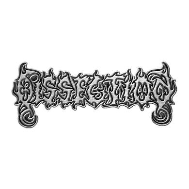 DISSECTION - 'Logo' Metal Pin