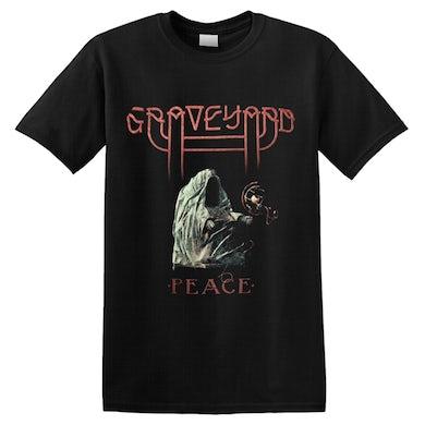 GRAVEYARD (Sweden) - 'Peace' T-Shirt