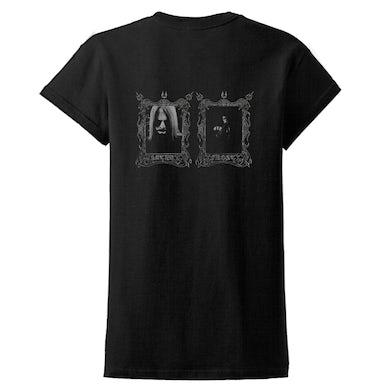 SATYRICON - 'Dark Medieval Times' Ladies T-Shirt