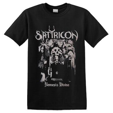 SATYRICON - 'Nemesis Reduced' T-Shirt