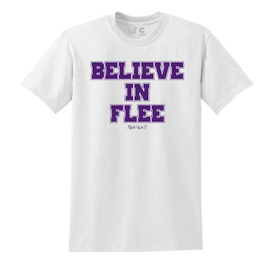 Cam'Ron Believe in Flee Tee in White + Digital Album Download