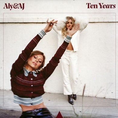 Aly & AJ TEN YEARS CD