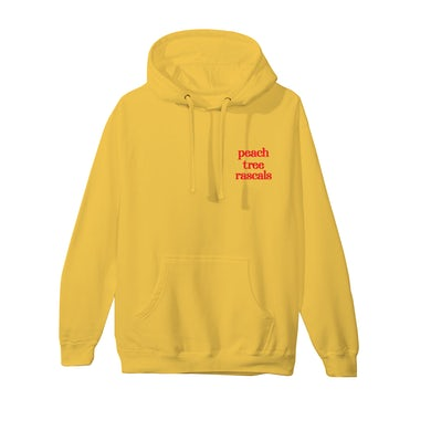 I Know the Rascals Hoodie - Yellow