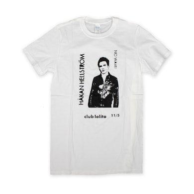Håkan Hellström Club Lolita T-Shirt
