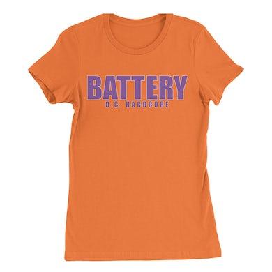 Battery Die Hard Girl   Orange