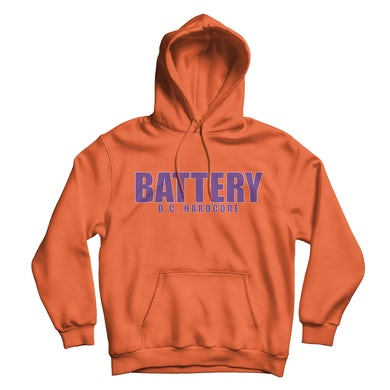 Battery Die Hard Hood  Orange