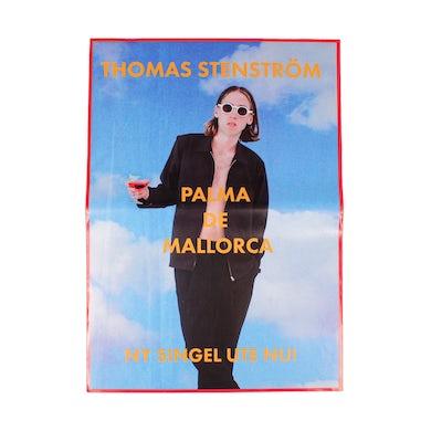 Thomas Stenström Palma de Mallorca Poster