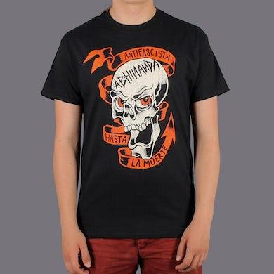 Abhinanda Antifascista T-shirt Black