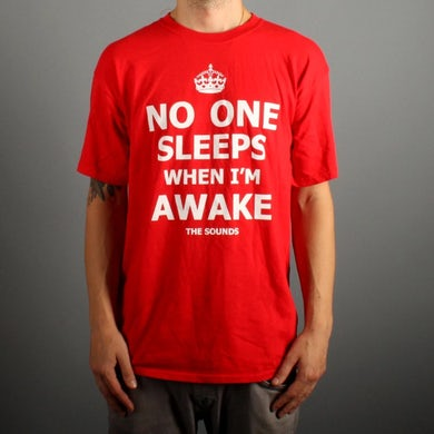 The Sounds No One Sleeps (Red)