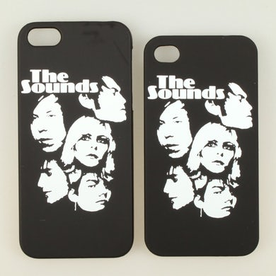 The Sounds iPhone Case 4/4S & 5