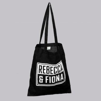 Rebecca & Fiona Totebag RB Black