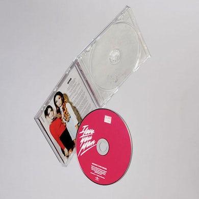 Rebecca & Fiona I Love You Man CD
