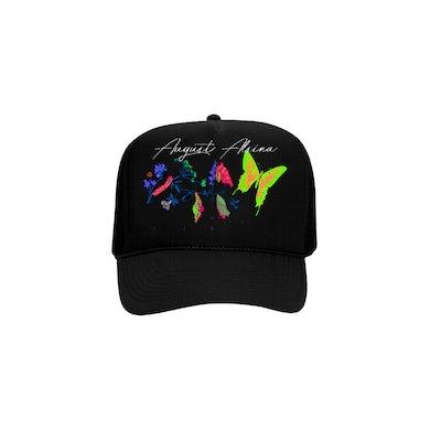 August Alsina Transitions Black Trucker Hat + Download