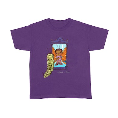 August Alsina Innervision Purple T-Shirt + Download