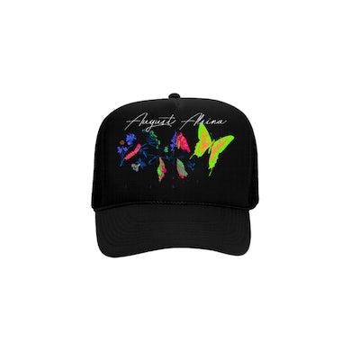 August Alsina Transitions Black Trucker Hat