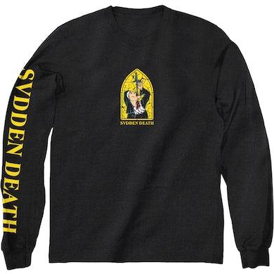 """SVDDEN DEATH """"Nun"""" Long Sleeve T-Shirt"""