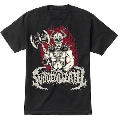 "SVDDEN DEATH ""Axey Boy"" T-Shirt"