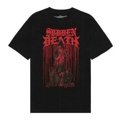 """SVDDEN DEATH """"CULT"""" T-Shirt Black"""