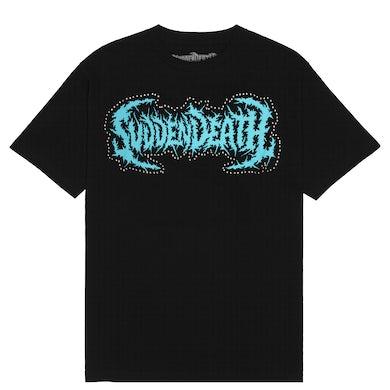 "SVDDEN DEATH ""RAZZLEDAZZLE"" BEDAZZLED T-SHIRT"