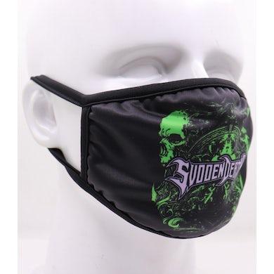SVDDEN DEATH Face Mask