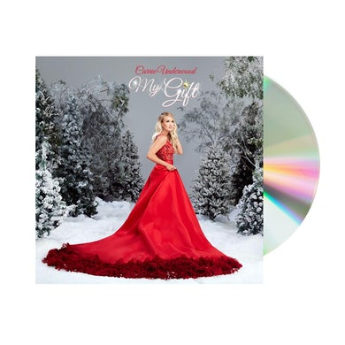 Carrie Underwood My Gift CD