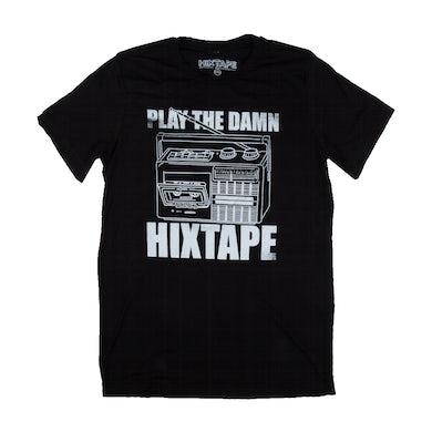 Damn Hixtape Radio Tee