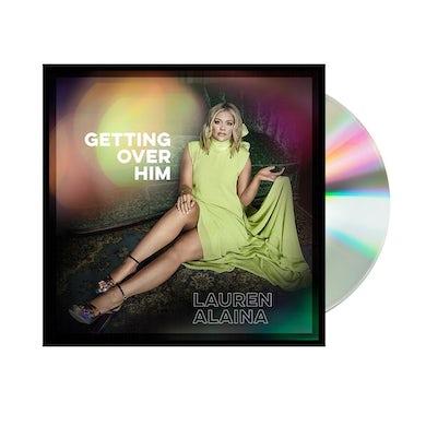 Lauren Alaina Getting Over Him Signed CD