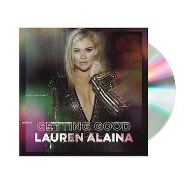 Lauren Alaina Getting Good Signed CD