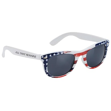 """All That Remains """"America"""" Sunglasses"""