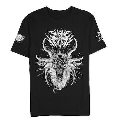 "Shrine of Malice ""Goat Head"" Shirt"