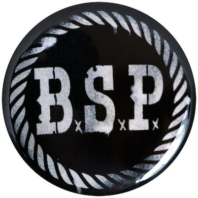 "The The Barstool Preachers - BSP Stencil - 1"" Button"