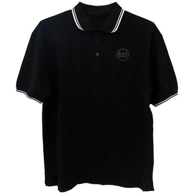 The The Barstool Preachers - BSP Stencil - Black - Polo