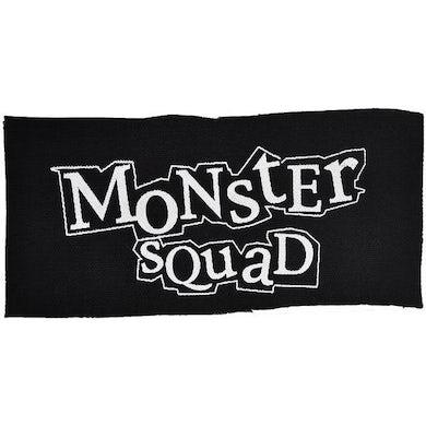 "Monster Squad - Logo - Patch - Canvas - 7"" x 3.5"""