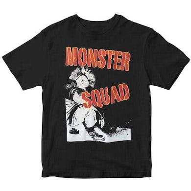 Monster Squad - Mohawk Guy - Black - T-Shirt