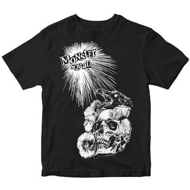 Monster Squad - Depression Album - Black - T-Shirt