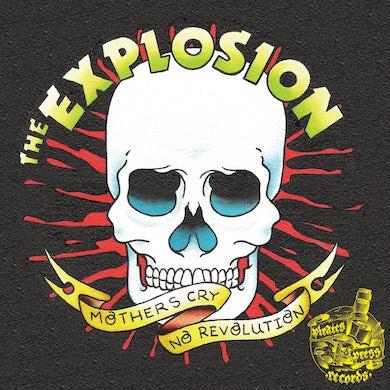"""The Explosion / Street Brats Split 7"""" (Vinyl)"""