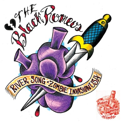 "The Black Romeos / The Sore Thumbs - Split 7"" (Vinyl)"