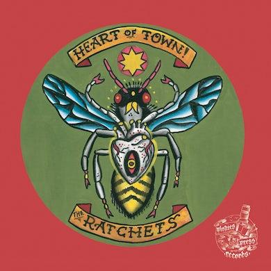 "The Ratchets / The Pervs - Split 7"" (Vinyl)"