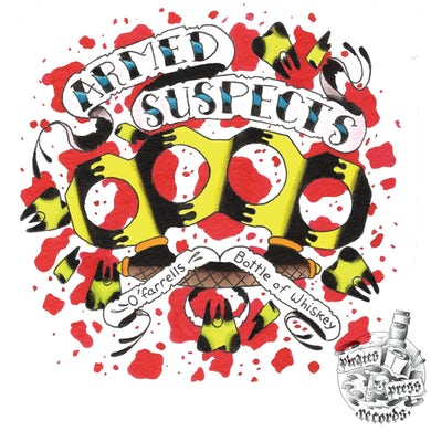 "Armed Suspects / The Skels - Split 7"" (Vinyl)"