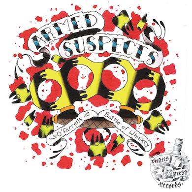 "Armed Suspects / The Skels - Split 7"" (Vinyl)"