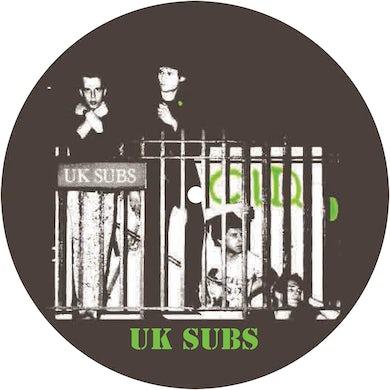 U.K. Subs - C.I.D. Picture Disc